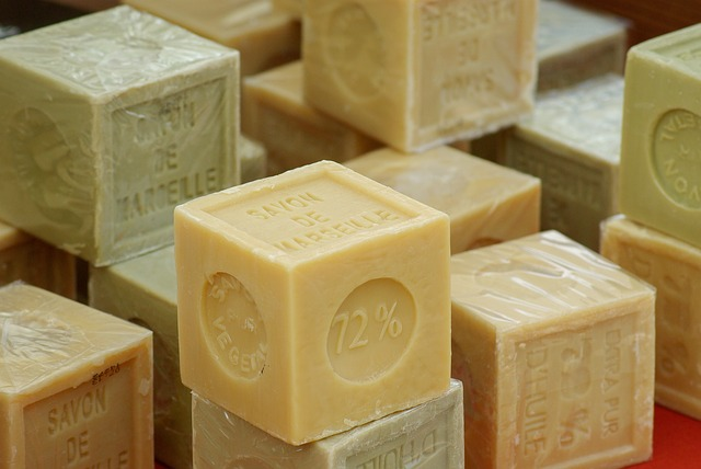 Soap Up to Fight Germs