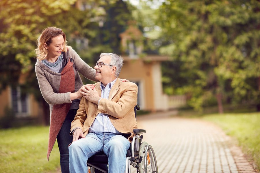 Suddenly Becoming a Caregiver is a Shock